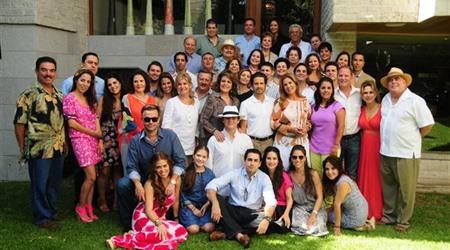 Reunion Familiar Familia Valle