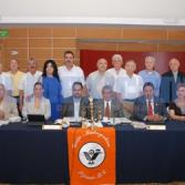 Grupo Madrugadores Sesión del día 4 de julio del 2013