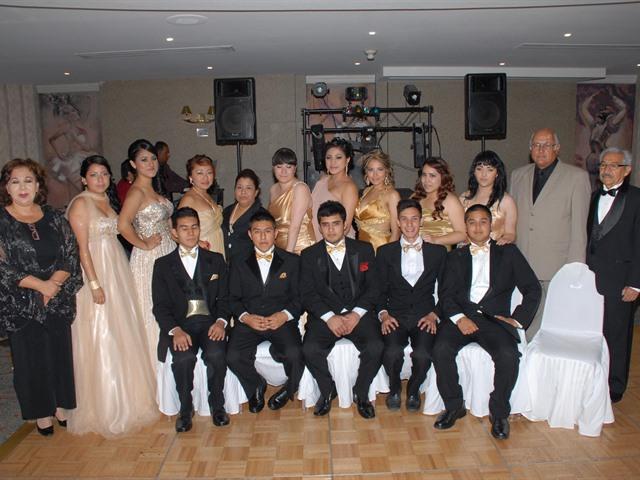 Graduacion Preparatoria Sorjuana Inez de la Cruz