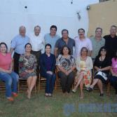 Ex-alumnos de la ETIC 71-74