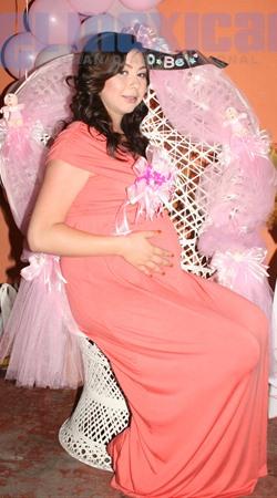 Baby Shower  Rebeca Covarrubias