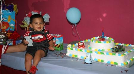 Cumpleaños  de  Jorge Luis Palma