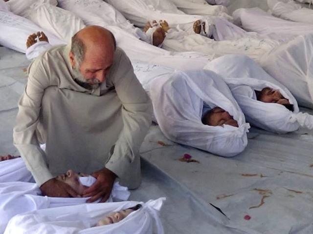 Ataques mortales con gas, en Siria