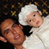 Bautizo Ian Matias Pacheco Loaiza