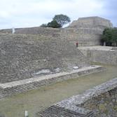 Palenque y Monte Alban