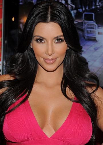 Kim Kardashian inmortalizada en cera
