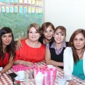 Convivio de Compañeras Mamás del Restaurant Sirloin Stockade