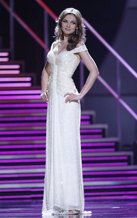 Jimena Navarrete Miss Universo 2010