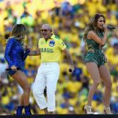 Inauguración Brasil 2014