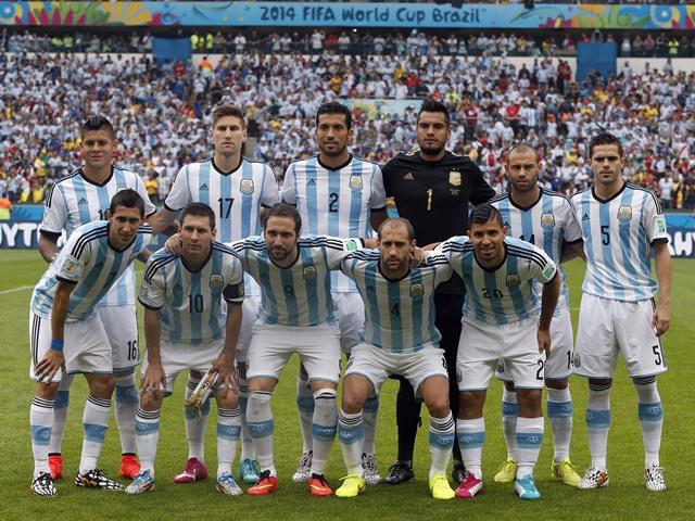 Messi, la figura de Argentina
