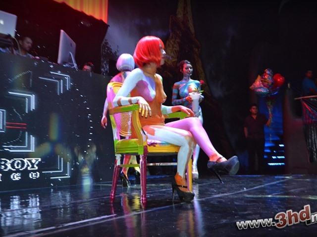 Erotic Fashion Show 2014, PlayBoyTijuana