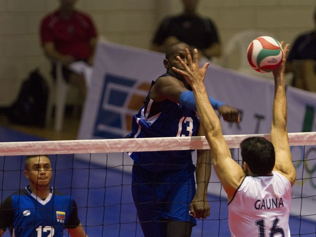 Copa panamericana de voleibol varonil