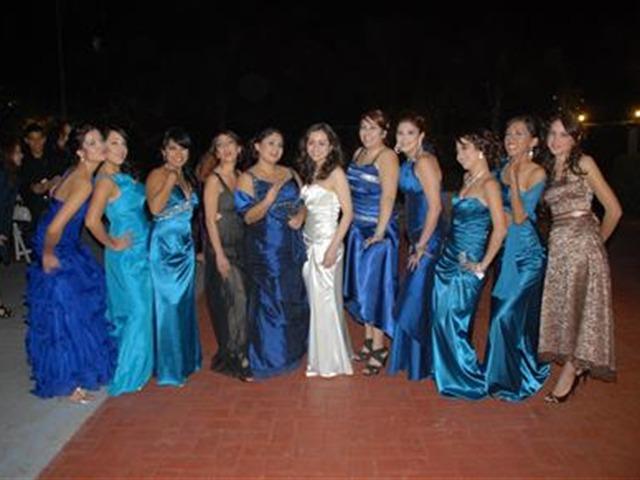 Graduacion de Arlette Pacheco