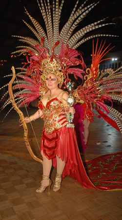 Baile de las cigueñas Ensenada 2011