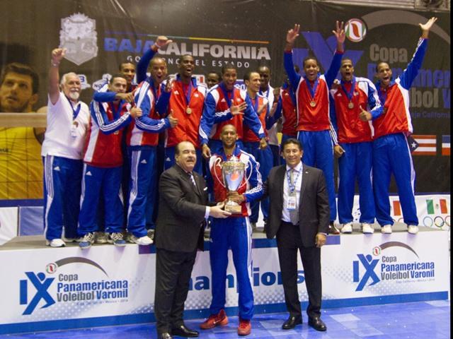 Final de la Copa Panamericana de Voleibol Varonil