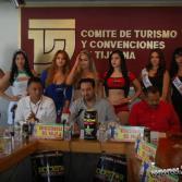 Rueda de Prensa SandDrags en COTUCO