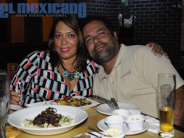 convivencia con Henry Briones de la UFC en RADLER restaurant