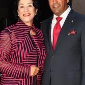 Cena Cruz Roja