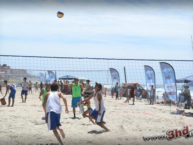 Torneo de voleybol de playa