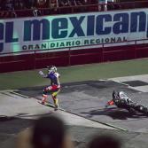 Gran éxito X Pilots en Tijuana