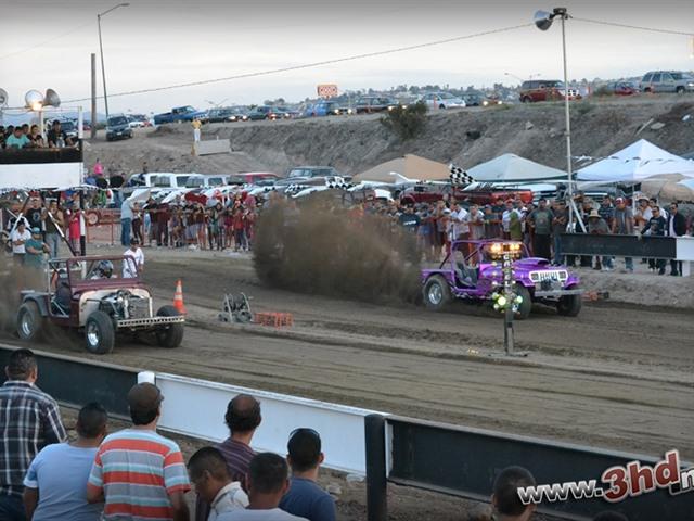 2do evento de Sand Drags en TJ