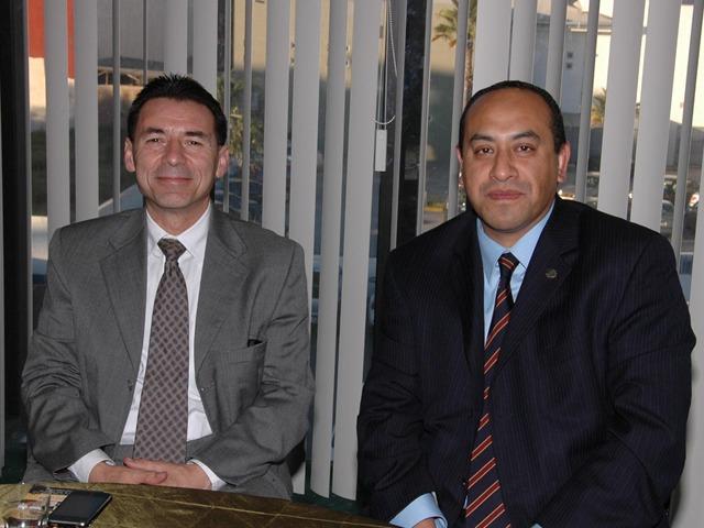 Cambio de mesa directiva Colegio Nacional de Licenciados en Administración