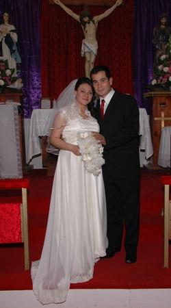 Boda de Miguel Rodríguez y Mayra Vázquez