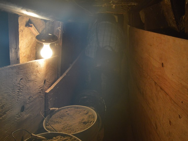 Localiza PGR túnel en Tijuana