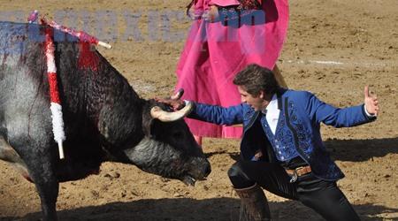 CORRIDA DE TOROS 12 DE ABRIL