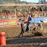 Rodeo en Rancho casian