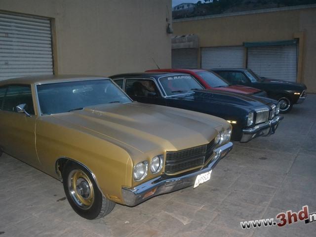 Kermesse de clubes de autos