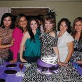 Cumpleaños de Mara Beltrán