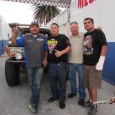 Revisión Mecánica de la carrera El Tigre 200
