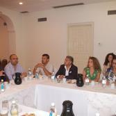 Reunión del Secretario de Desarrollo Económico, con el Consejo Consultivo de Desarrollo Económico de Rosarito.