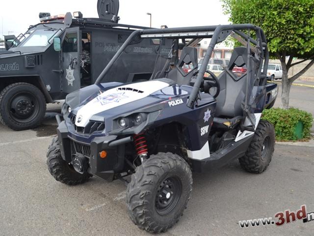 Exhibición de vehículos de emergencias