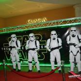 Estreno de Starwars  en Tijuana