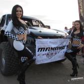Contingencia de la carrera de Offroad Maniak 200