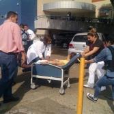 Evacuación en Hospital General de Tijuana