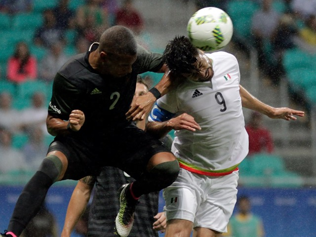 Dividen puntos México y Alemania