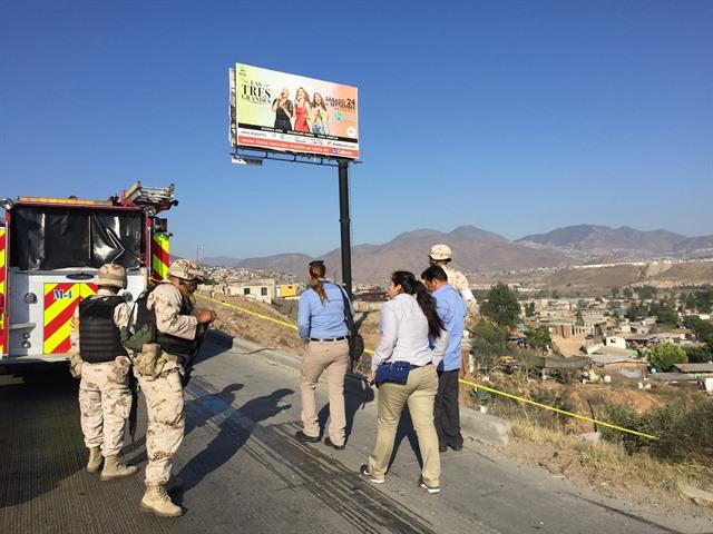 Camionazo dejó 4 muertos; 57 heridos