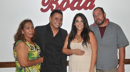 Boda Civil Sandra Pacheco Y Juan Cachu