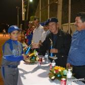 Inauguración campeonato 2016-2017 en la liga infantil de beisbol de Rosarito