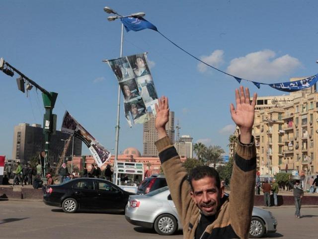 Crecen las protestas en Egipto