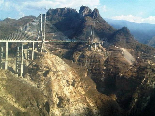 Puente Baluarte, el más alto del mundo
