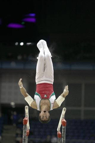 Daniel Corral Barrón irá a los Juegos Olímpicos de Londres