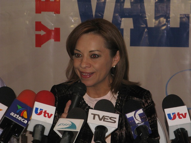 Visita Vázquez Mota Tijuana