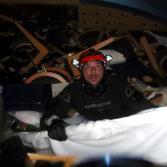 El Costa Concordia bajo el agua