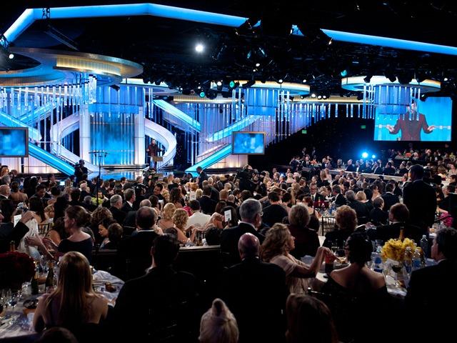 Globos de Oro 2012