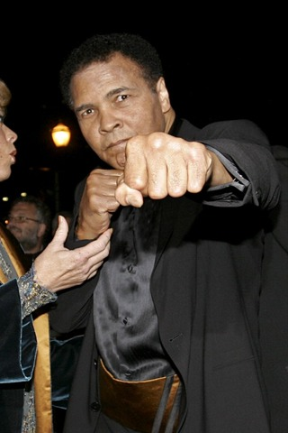 Cumple 70  años Muhammad Ali