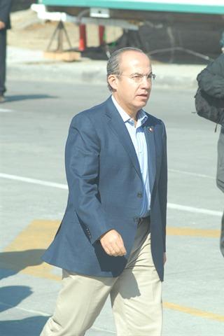 Visita  Calderón Tijuana